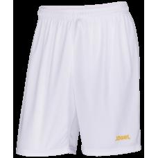 Шорты баскетбольные JBS-1120-014, белый/желтый, детский
