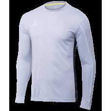 Футболка вратарская CAMP GK Padded LS JGT-1600-891, серый/черный/белый