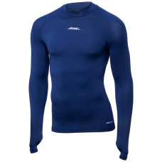 Футболка компрессионная с длинным рукавом Camp PerFormDRY Top LS JBL-1200-091, темно-синий/белый