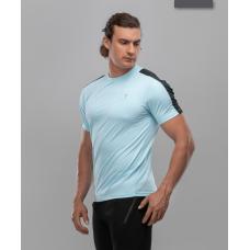 Мужская футболка Vigorous FA-MT-0102-LBL, голубой