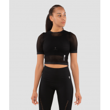 Женская футболка Essential Knit black FA-WT-0201-BLK, черный