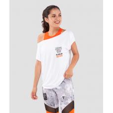 Женская футболка Ease Off white FA-WT-0202-WHT, белый