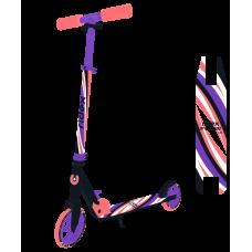 Самокат 2-колесный Flow 125 мм, фиолетовый/розовый