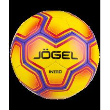 Мяч футбольный Intro №5, желтый