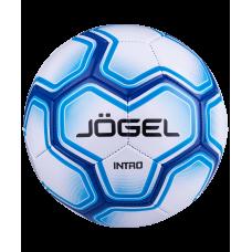 Мяч футбольный Intro №5, белый