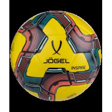 Мяч футзальный Inspire №4, желтый
