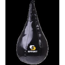 Груша боксерская E511, тент, 4 кг, черный