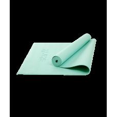 Коврик для йоги и фитнеса Core FM-101 173x61, PVC, мятный, 0,4 см
