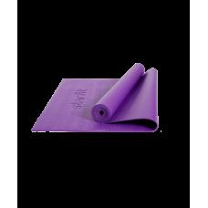 Коврик для йоги и фитнеса Core FM-101 173x61, PVC, фиолетовый, 0,4 см