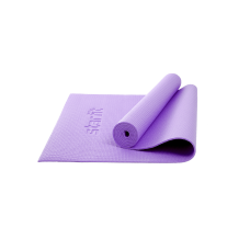 Коврик для йоги и фитнеса Core FM-101 173x61, PVC, фиолетовый пастель, 0,3 см