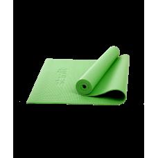 Коврик для йоги и фитнеса Core FM-101 173x61, PVC, зеленый, 0,5 см