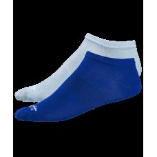 Носки низкие SW-205, ультрамарин/небесно-голубой, 2 пары