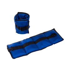 Утяжелители 0,5 кг, синий