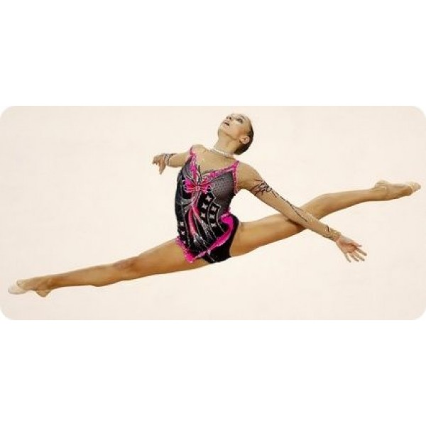 О гимнастике девушки в колготках работы
