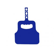Веер для поддержания температурного режима в мангале пластиковый. :(ВМ):
