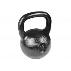 Гиря 12 кг, литая, чугунная :(029292):