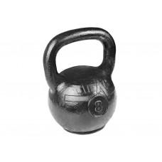Гиря 8 кг  литая чугунная. :(020644):