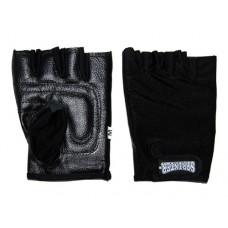 Перчатки велосипедные без пальцев, материал кожа, лайкра. Размер ХL.