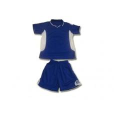 Форма футбольная взрослая. Цвет синий. Размер XL :(28):