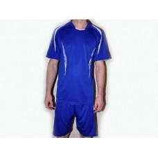 Форма футбольная. Цвет синий. Размер М. :(М Новая):