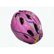 Защитный шлем для роллеров, велосипедистов. Материал: пластмасса, пенопласт. :(НХ-666):