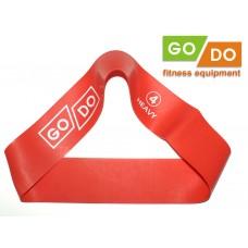 Эспандер-петля GO DO (4) латекс 650-0,9 мм