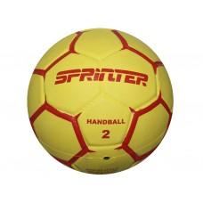 Мяч для пляжного гандбола №2. Окружность 56 см. Вес 360 гр. Материал: резина. КАН-Р2#