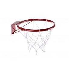 Кольцо баскетбольное №3 с сеткой :(15111):