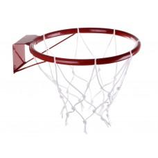 Кольцо баскетбольное №7 с сеткой :(15113):