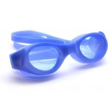 Очки для плавания. Материал оправы - силикон, линзы - антизапотевающее покрытие, беруши в комплекте.