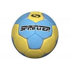 Мяч для гандбола Sprinter №3. Выполнен из синтетической кожи на основе полиуретана. Допускает исполь
