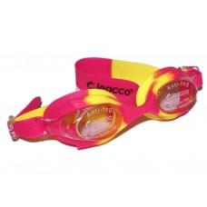 Очки для плавания, подростковые, материал  силикон, пластмассоваяупаковка. :(SG700):
