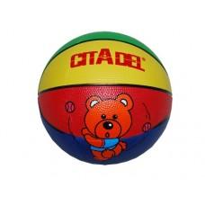 Мяч баскетбольный SPRINTER № 2 Игровой и тренировочный мяч для мини баскетбола. Полиуретан, нейлонов