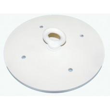 Кронштейн потолочный ( форма-круг) нагрузка до 150 кг :(нов):