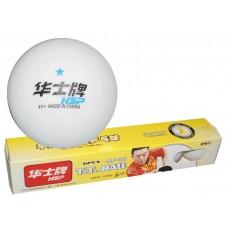 Шарики для настольного тенниса 1* HP. Размер. 40 мм. Количество штук в упаковке - 6. Материал: ABS п