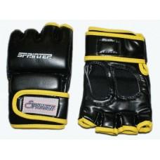 Перчатки для рукопашного боя. Размер XL. Материал: кожзаменитель. :(ZTM-002-XL):