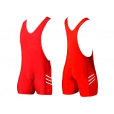 Трико борцовское XL красное