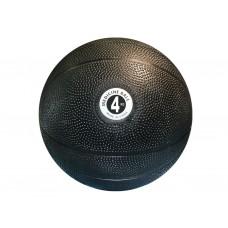 Мяч для атлетических упражнений (медбол). Вес 4 кг: MBD2-4 kg