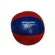 Мяч для атлетических упражнений (медбол). Вес 6 кг. Материал покрышки: кожзаменитель. Наполнитель: п