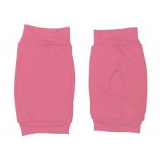 Наколенник для гимнастики и танцев ИНДИГО, р.М, цвет розовый (материал: трикотаж, поролон) :(р):