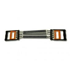 Эспандер плечевой 2 в 1 п.А-8,  5 пружин ( L-26 см )  пластиковые ручки + эспандер кистевой, индивид
