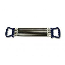 Эспандер плечевой А-10, 5 пружины, пластиковые ручки, индивидуальная картонная упаковка. :(4005    S