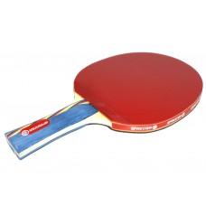 Ракетка для игры в настольный тенис Sprinter 5*****, для опытных игроков. Скорость: 7 Вращение: 7 Ко