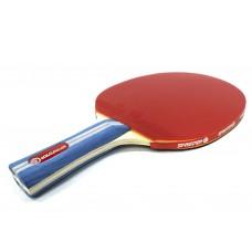 Ракетка для игры в настольный теннис Sprinter, для тренировки и подготовки юных спортсменов. Скорост
