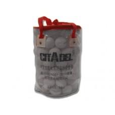 Шарики для настольного тенниса в сумочке, В сумочке 100 шт. :(BO100  №2000):
