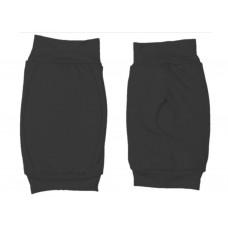 Наколенник для гимнастики и танцев ИНДИГО, р.S, цвет чёрный  (материал: трикотаж, поролон) :(ч):