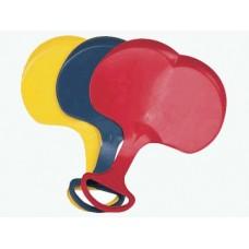 Санки Ледянки СИС большие цветные :(004689):