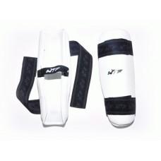 Щитки для ног для тхеквондистов. Размер L. ZTT-019-T