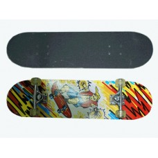 Скейт с наждачным покрытием: BL3108PU-2