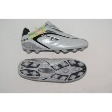 Бутсы футбольные , резина, круглые шипы. Цвет белый, размер 41 :(AX3100):